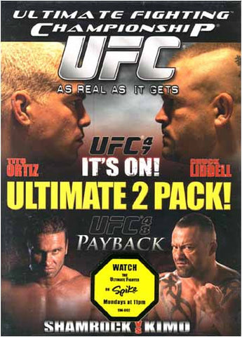 Ultimate Fighting Championship - UFC - Vol. 47 / Vol. 48 DVD Movie