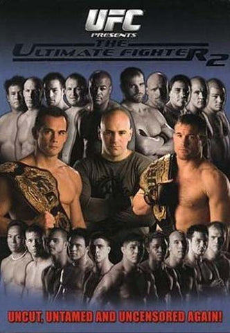 The Ultimate Fighter - 2 Uncut, Untamed and Uncensored! (Boxset) DVD Movie