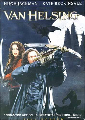 Van Helsing - Full Screen Edition (Bilingual) DVD Movie