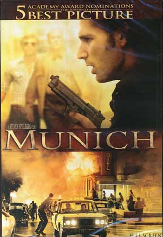 Munich (Full Screen) (Bilingual) DVD Movie