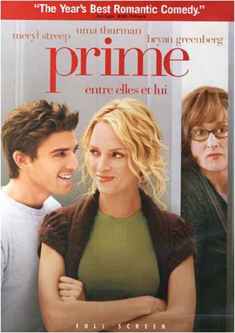 Prime (Widescreen)(bilingual) DVD Movie