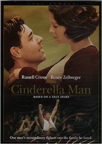 Cinderella Man (Full Screen Edition) DVD Movie