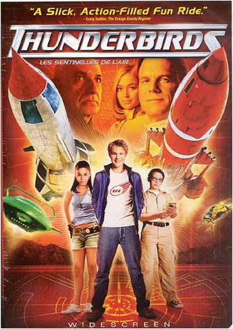 Thunderbirds (Widescreen Edition)(Bilingual) DVD Movie