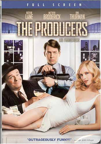 The Producers (Fullscreen) DVD Movie