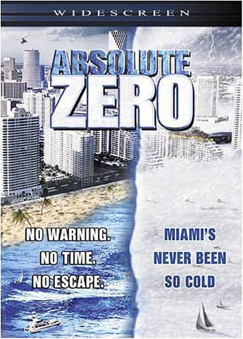 Absolute Zero (Widescreen) DVD Movie