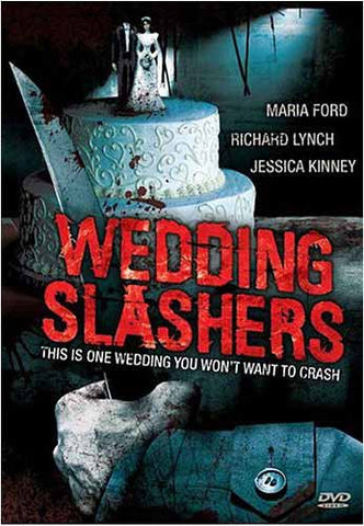 Wedding Slashers DVD Movie