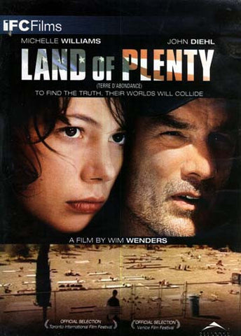 Land of Plenty (2004)(bilingual) DVD Movie
