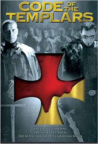 Code of the Templars (Bilingual) DVD Movie