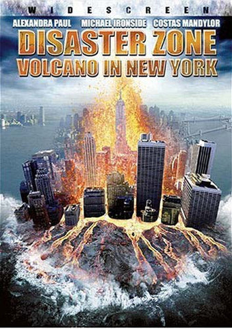 Disaster Zone - Volcano in New York (Widescreen) DVD Movie