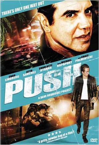 Push (Chad Lindberg) DVD Movie
