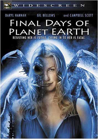 Final Days of Planet Earth (Widescreen) DVD Movie