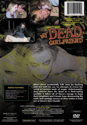 My Dead Girlfriend DVD Movie