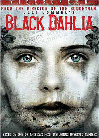Black Dahlia (Ulli Lommel's) DVD Movie