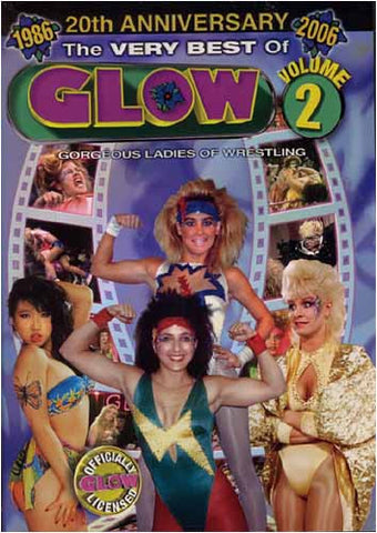 Very Best of Glow - Vol. 2 - 20th Anniversary DVD Movie