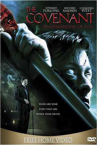 The Covenant - Brotherhood of Evil DVD Movie