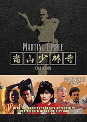 Martial Temple Collection (Boxset)