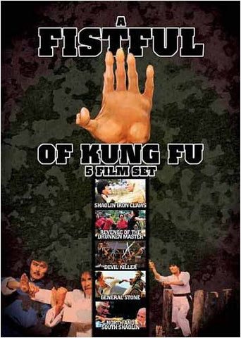 A Fistful of Kung Fu (Boxset) DVD Movie