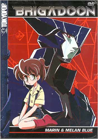 Brigadoon - Marin and Melan Blue , vol. 1 (Animation) DVD Movie