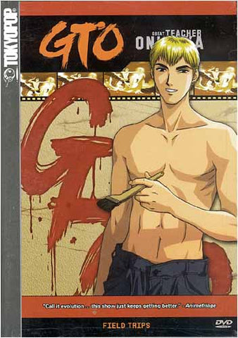 GTO - Field Trips -Vol. 9 DVD Movie