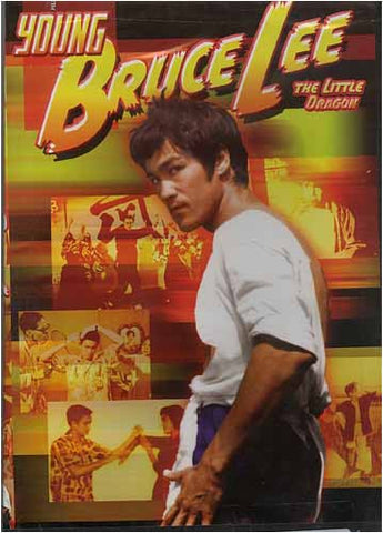 Young Bruce Lee - The Little Dragon DVD Movie