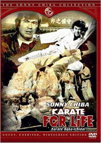 Karate for Life - The Sonny Chiba Collection DVD Movie
