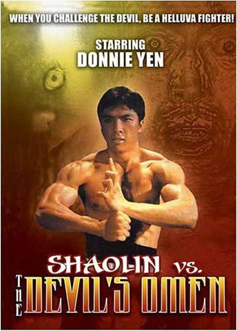Shaolin vs. The Devil's Omen DVD Movie