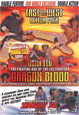 Dragon Blood / Shanghai Joe DVD Movie
