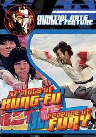37 Plots of Kung Fu/Revenge of Fury DVD Movie