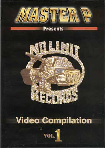No Limits Records Video Compilation - Vol.1 - Master P Presents DVD Movie