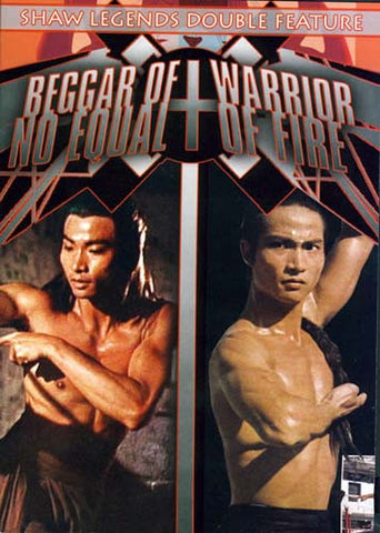 Beggar of No Equal / Warrior of Fire DVD Movie