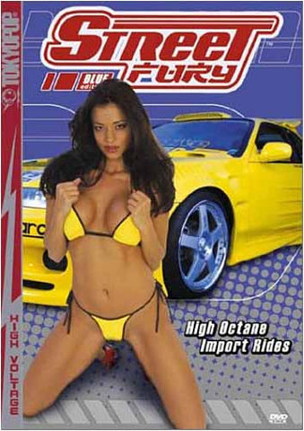 Street Fury - Blue Edition DVD Movie