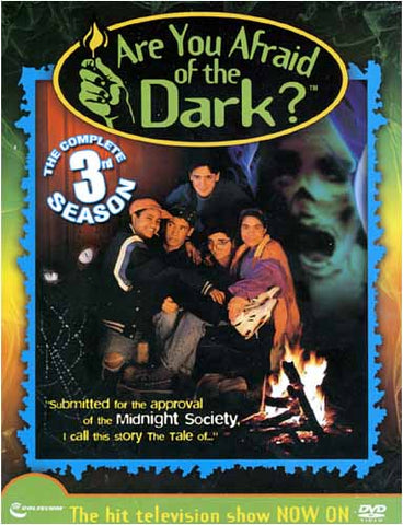 Are You Afraid of The Dark The Complete Third Season (3rd) (Boxset) DVD Movie