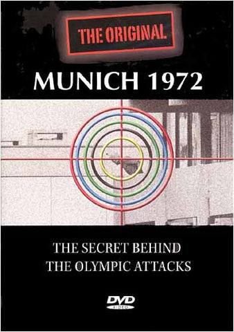 Munich 1972 - The Secret Behind The Olympic Attacks DVD Movie