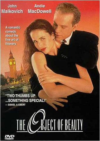 The Object Of Beauty DVD Movie