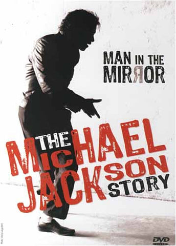 Man in the Mirror - The Michael Jackson Story DVD Movie