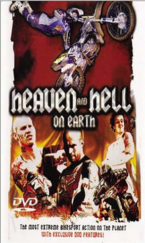 Heaven and Hell on Earth (extreme bikesport action) DVD Movie