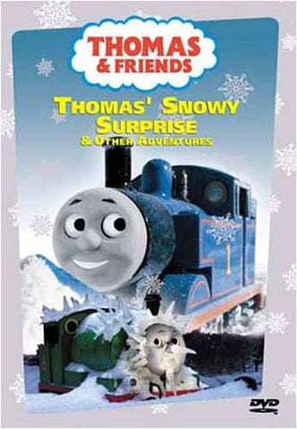 Thomas and Friends - Thomas' Snowy Surprise DVD Movie