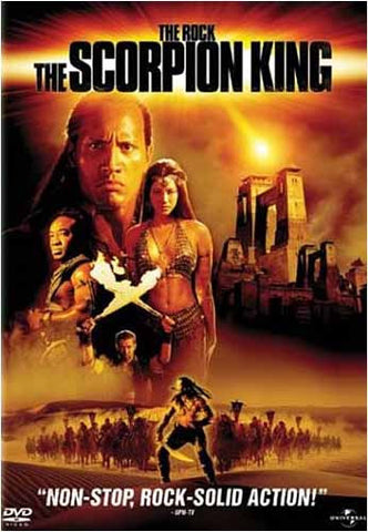 The Scorpion King - Collector's Edition (Widescreen) DVD Movie