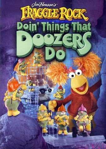 Jim Henson s Fraggle Rock -  Doin  Things That Doozers Do DVD Movie