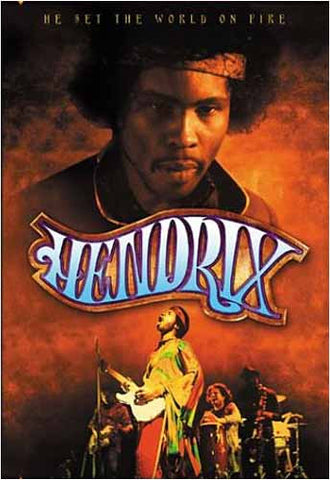 Hendrix (2000) DVD Movie