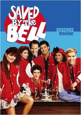 Saved by the Bell - Seasons 3 & 4 (Boxset) DVD Movie