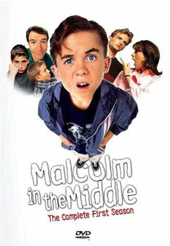 Malcolm in the Middle - The Complete First Season (Boxset) DVD Movie