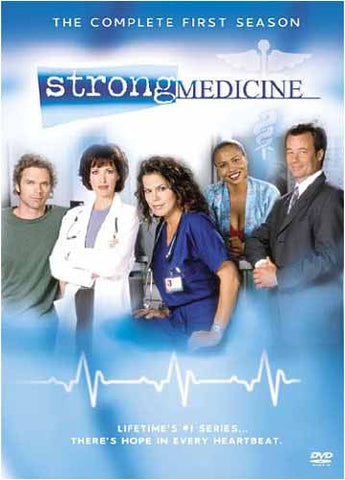 Strong Medicine - The Complete First Season (Boxset) DVD Movie