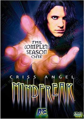 Criss Angel - Mindfreak - The Complete Season One DVD Movie