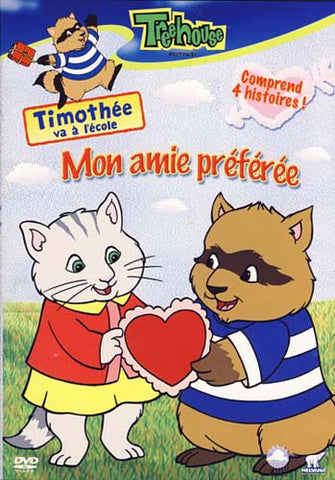 Timothee va a l'ecole - Mon amie preferee DVD Movie