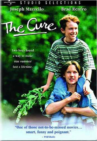 The Cure DVD Movie