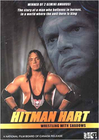 Hitman Hart - Wrestling With Shadows DVD Movie