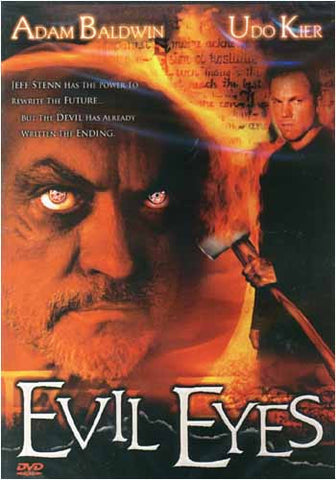 Evil Eyes DVD Movie
