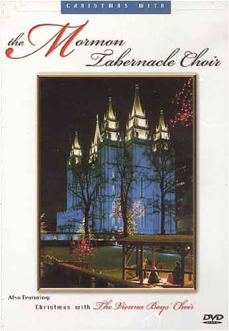 Hallelujah! Christmas With The Mormon Tabernacle Choir/The Vienna Boys' Choir DVD Movie