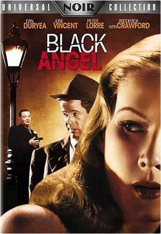 Black Angel DVD Movie